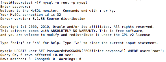 Как Поменять Пароль Mysql Root Ubuntu